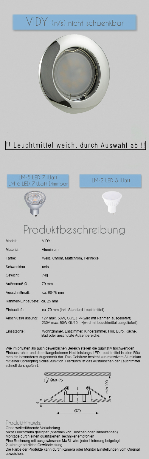 led deckenspots deckenstrahler aufbaustrahler aufbauspots w rfel gu10 230v cob ebay. Black Bedroom Furniture Sets. Home Design Ideas