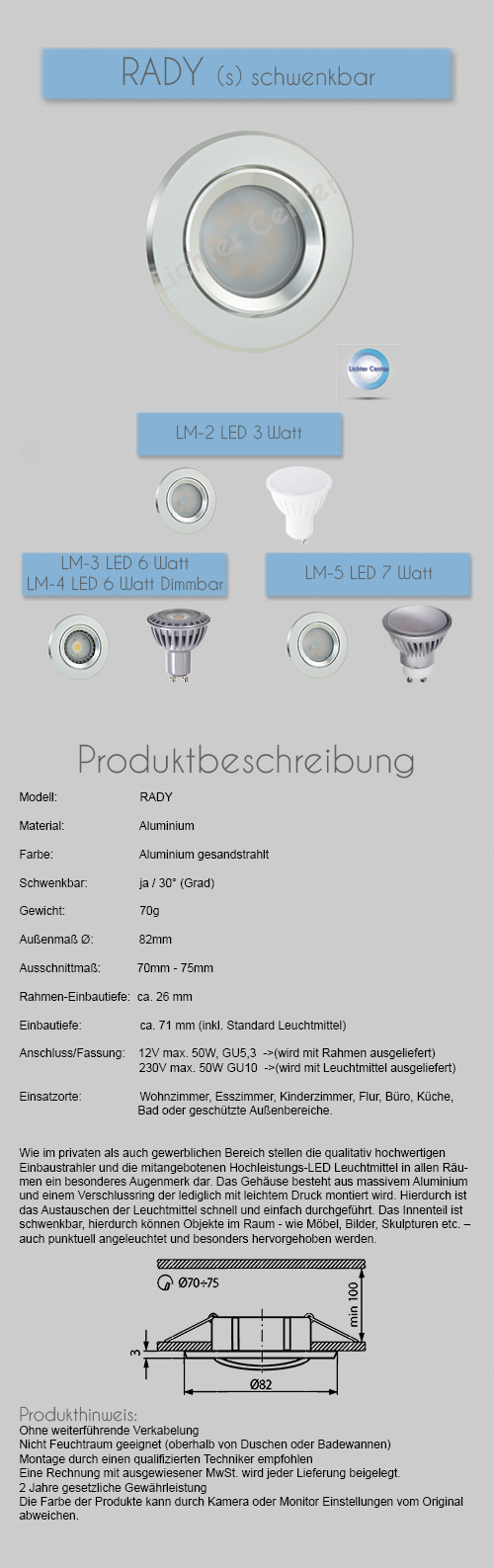 led aufbaustrahler aufbauspots w rfel einabaustrahler deckenspot gu10 230v cube ebay. Black Bedroom Furniture Sets. Home Design Ideas